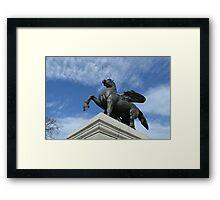 Majestic Horse Framed Print