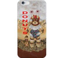 Donut Demons iPhone Case/Skin