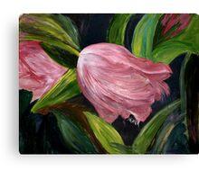 Nicola's Tulips Canvas Print