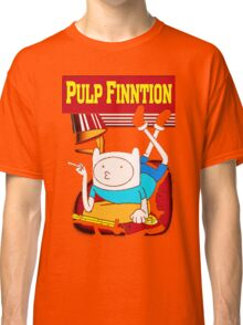 Funny Pulp Finntion Adventure Time Classic T-Shirt
