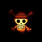【1400+ views】ONE PIECE: Jolly Roger of Straw Hat I by Ruo7in