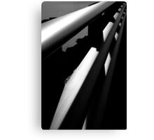 Guard Rails  Canvas Print