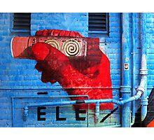 Windsor Graffiti Photographic Print