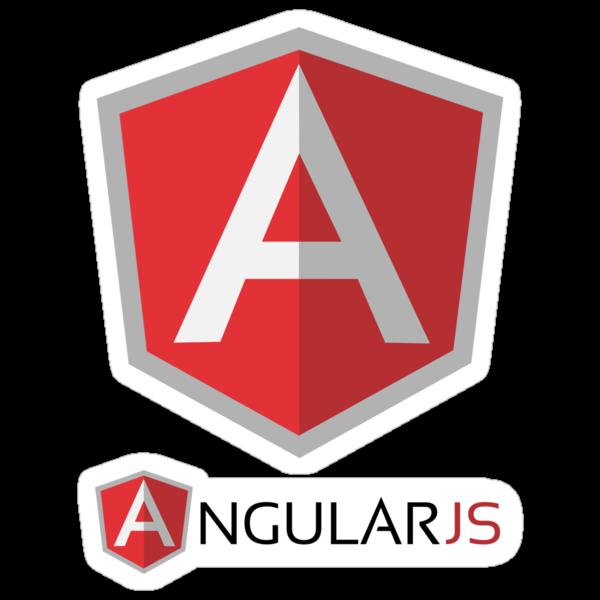 AngularJS ×2 by csyz ★ $1.49 stickers