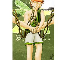 Alphabet Fairy- Winfred Photographic Print