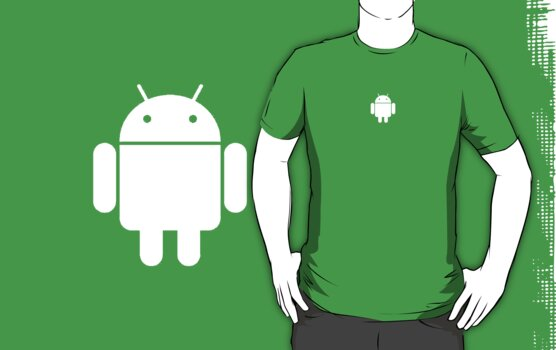 Android Genius Shirt (unofficial)  by Kingofgraphics