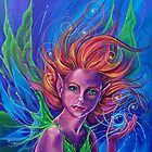 Naiad's First Breath by Jo Morgan