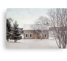 little stone house Metal Print
