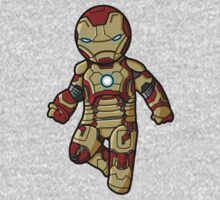 Suit Up: Iron Man XLII by Mattmadeacomic