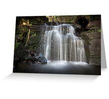 Strickland Falls, South Hobart, Tasmania #4 Greeting Card