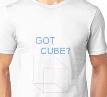 got cube Unisex T-Shirt