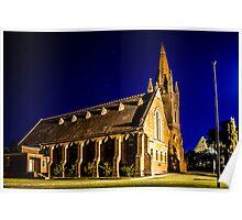 St. Andrew's Presbyterian Church - Wagga Wagga Poster