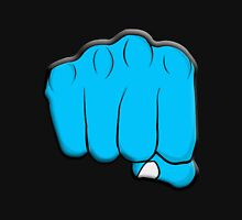 Bro Fist - Blue Fist Unisex T-Shirt