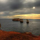 Great Ocean Road Rocks by andre joceline