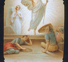 La Résurrection by Gilberte