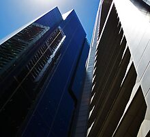 Sunny Architecture by Tom Blanche