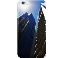 Sunny Architecture iPhone Case/Skin