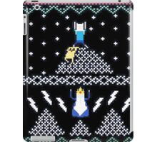 Jack and Finn Adventure Time Sweater iPad Case/Skin