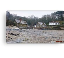 """ From Here, the troops for the 1944 DDay landings left for France"" Canvas Print"