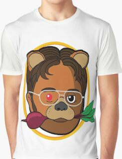 Dwight Schrute (The Office) Graphic T-Shirt