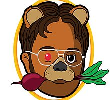 Dwight Schrute (The Office) by finsterandco