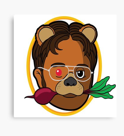 Dwight Schrute (The Office) Canvas Print
