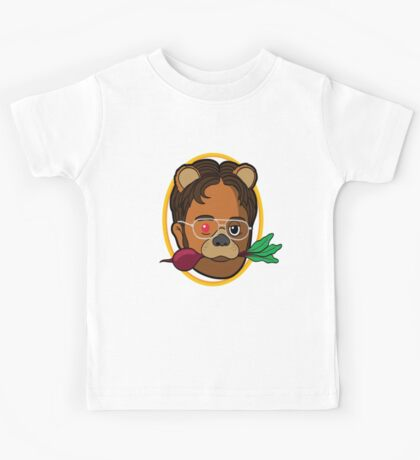 Dwight Schrute (The Office) Kids Tee
