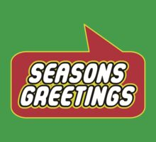 Seasons Greetings by Bubble-Tees.com by Bubble-Tees
