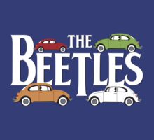 The Beetles - The Fab Four Meets VW by RetroReview