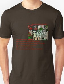 Left in the Jungle Unisex T-Shirt