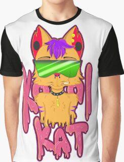 Kool Kat Graphic T-Shirt