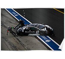 FIA GT1 Lambo Poster