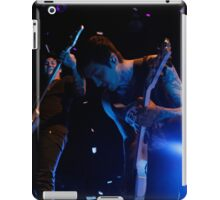 Pierce The Veil 01 iPad Case/Skin