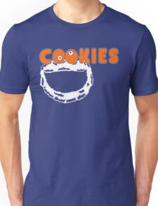 Funny Monster Cookies Unisex T-Shirt