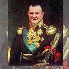 Bob Paisley OBE by Iconografia