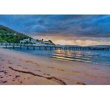 Chowder Bay Sunrise Photographic Print
