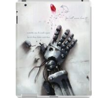 Fullmetal Alchemist - The Philosopher's Stone iPad Case/Skin