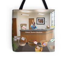 Yep, you're order is all ready. Wait…..WHAT????? Did you say EASTER?????? Tote Bag