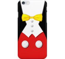 Mickey Mouse- Theme Parks Costume iPhone Case/Skin