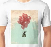 searching for serendipity Unisex T-Shirt