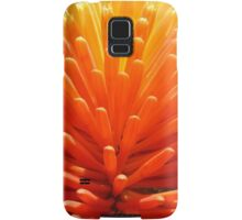Hot Poker Up Close Samsung Galaxy Case/Skin