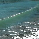 Crystal Clear Sea Wave Movement by kirilart