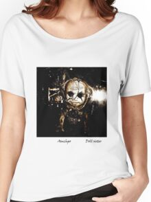 Amchpo Doll sister Women's Relaxed Fit T-Shirt