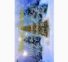 CHRISTMAS TREE Christmas Cards Unisex T-Shirt