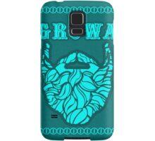 Growa Beard Samsung Galaxy Case/Skin