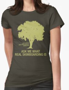 FSM Tree Classic Tee Womens Fitted T-Shirt