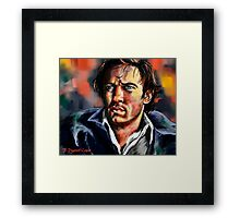 Vincent , featured in PaintersUniverse Framed Print