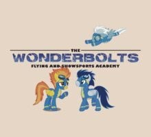 WonderBolts Academy of Flying And Showsports by jonbun