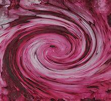 Pink Galaxy by jojobob