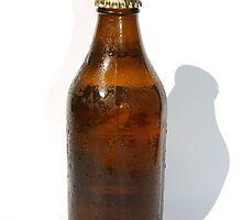Cold Bottle of Beer by jojobob
